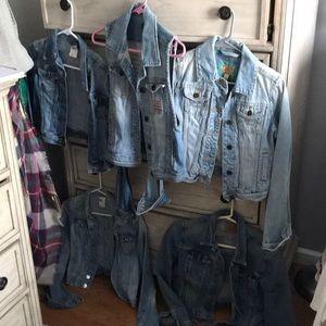 Jackets & Blazers - Denim lot